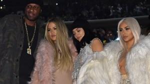Fotos: Reaparecen Kim Kardashian y Lamar Odom en público
