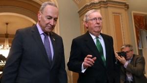 Senadores logran acuerdo bipartidista sobre inmigración