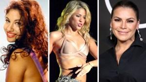 Las mujeres destacadas de la música latina