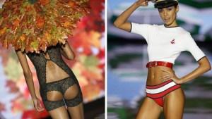 Lo más atrevido de la semana de la moda en Madrid