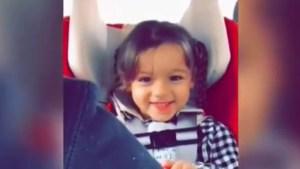 La encantadora Alaïa y sus videos: nace una estrellita