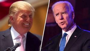 Trump retuitea video alterado sobre Joe Biden