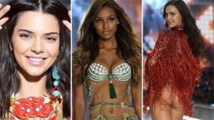 En fotos, las más sexys en el desfile de Victoria's Secret