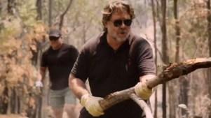 El actor de Hollywood que batalla incendios en Australia