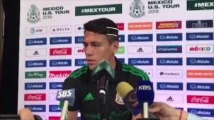 Héctor Moreno llegará más relajado para el Mundial
