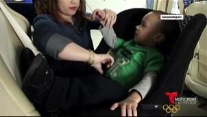 Escoja el asiento infantil correcto para sus hijos