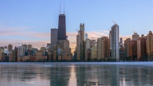 ¿Nieve en Chicago para Halloween?