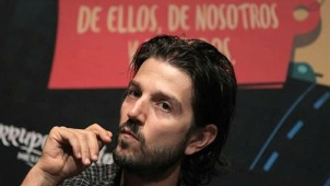 Diego Luna: Preocupa eco de voces como la de Trump