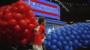 Philadelphia se prepara para la Convención Demócrata