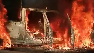 Emboscan a policías en Michoacán; 14 muertos
