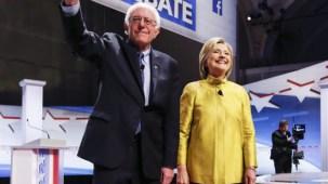 Sanders y Clinton chocan sobre propuestas de inmigración