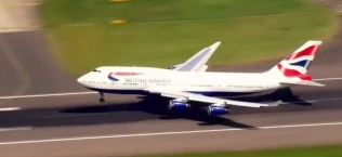 Largas demoras por fallo técnico de British Airways