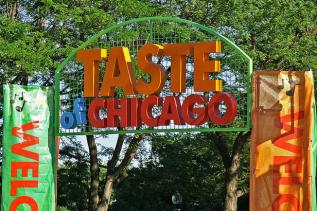 Caos en el centro de Chicago por Taste of Chicago