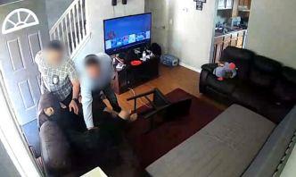 Familia hispana denuncia enfrentamiento con policías en su propia casa