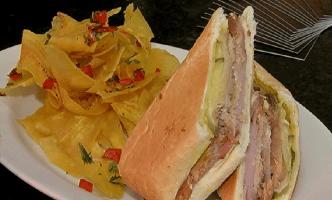 Cocina Telemundo: Receta para sándwich cubano