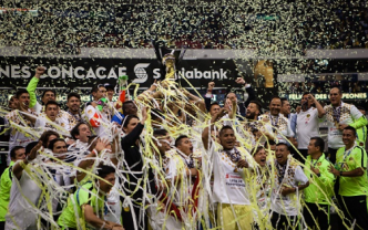 América se corona bicampeón en la CONCACAF