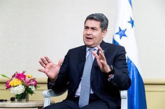 Hermano del presidente de Honduras culpable por narcotráfico