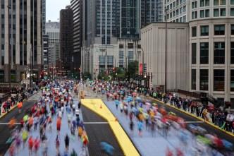 ¡Llega toda la emoción del Maratón de Chicago!
