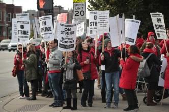 ¿Por qué los maestros de Chicago se van a huelga?