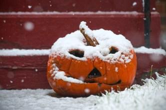 """""""Malvado"""" pronóstico del tiempo acecha para Halloween"""