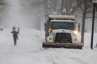 Detalles día a día de la tormenta invernal en Chicago