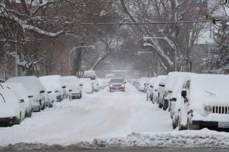Tormenta invernal dejaría varias pulgadas de nieve en áreas de Chicago
