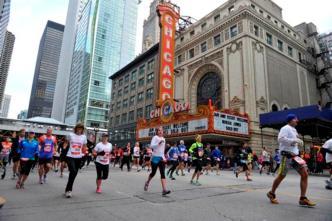 Ya arranca el Bank of America Chicago Marathon