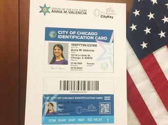 Chicago lanza programa de identificaciones personales
