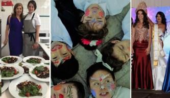 'Reina' organiza cena para ayudar a 'niños especiales'