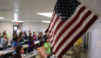 Nuevo centro de detención de niños migrantes en Texas