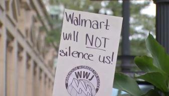 Ex empleados de Walmart en Illinois denuncian discrimen