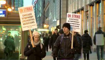 Sinfónica de Chicago se va a huelga en demanda de mejores salarios