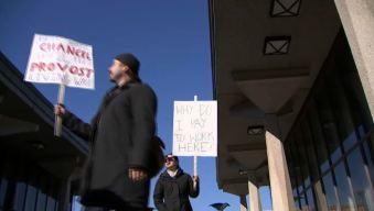 Huelga en UIC: empleados exigen aumento salarial