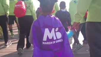 Marcha por los bebés prematuros este abril en Chicago