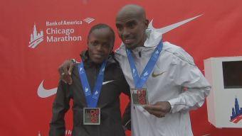 Mo Farah es el campeón del Maratón de Chicago 2018