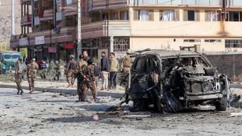 Bombazo suicida mata a varios niños en Kabul