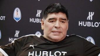 Oficial: Maradona dirigirá a Dorados de Sinaloa