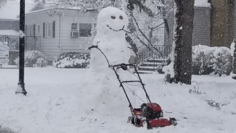 Invierno en primavera: mira cuánta nieve cayó en IL