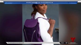 Afamada tenista ayuda a víctimas de violencia doméstica