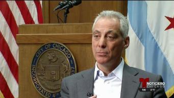 Alcalde de Chicago defiende a los 'soñadores'
