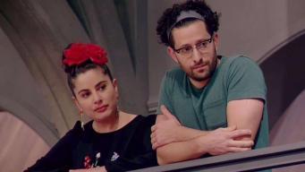 """Andres y Sindy se abren paso a la semifinal con su """"cocina fusión"""""""
