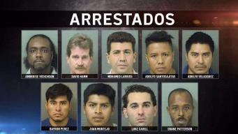Policías fingen ser prostitutas: así terminó todo