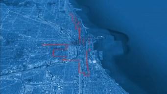 Maratón de Chicago: cierre de calles  y rutas alternas