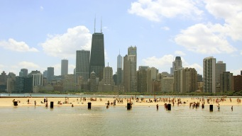 Comienza la temporada de playa en Chicago