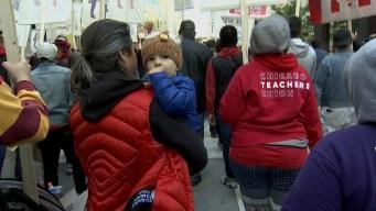 Qué hacer con tus hijos durante la huelga de maestros