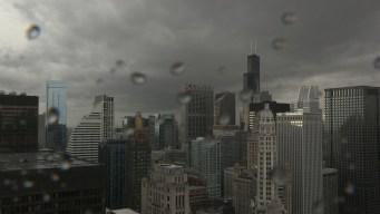 Chicago bajo advertencia por fuertes vientos