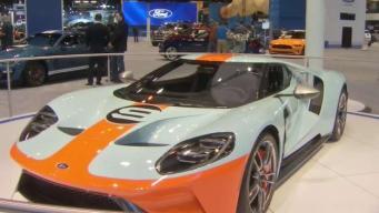 Chicago Auto Show: camionetas y autos deportivos
