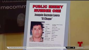 """Chicago espera por """"El Chapo"""": mira las acusaciones"""