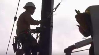 Cientos de miles sin luz por los apagones en CA