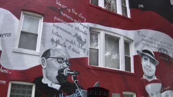 Crean mural para honrar artistas puertorriqueños en Chicago